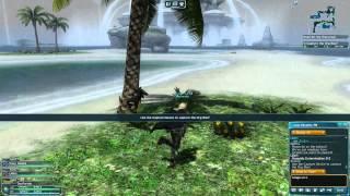 PSO2JP: exploracion de playa..con..sorpresas... SH