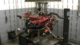 455 Buick Engine, 580 HP, By AMS Racing Engines