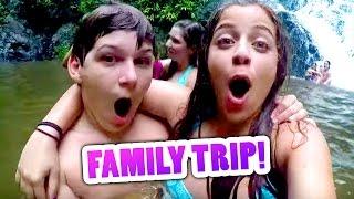 Family Trip to Panama! | Baby Ariel