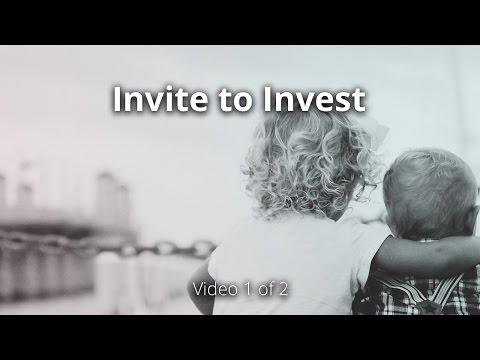 Invite to Invest 1 of 2