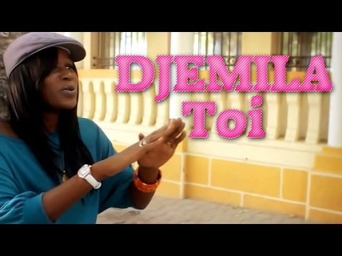 Djemila - Toi (Official Music Video)