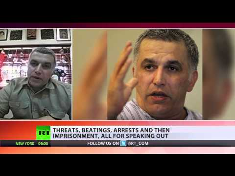 'People were tortured in front of my eyes': Bahrain top human rights activist Nabeel Rajab released