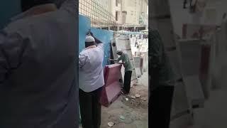 mysterious video caught on camera masjid al haram makkah saudi arabia
