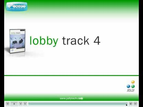 Visitor Managment System - Lobby Track 6