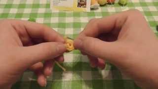 Вязание крючком. Урок 4 - волшебное кольцо амигуруми. How to crochet the Center Ring.