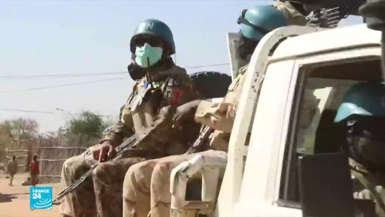 السودان: قوات حفظ السلام الأممية الأفريقية تغادر دارفور وسط تنديد النازحين
