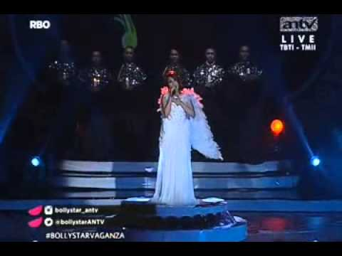 Ayu Ting Ting   In Aankhon Mein Tum   Bolly Star Vaganza
