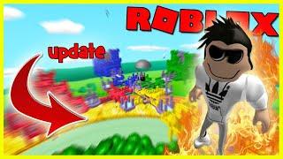 Le bombe laviche, la nuova mappa (Brickbattle Blast aggiornato!) Roblox