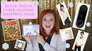 Cyber Monday And Black Friday Shopping Haul | What I Bought On Black Friday | Sirena Grace Celes