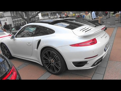 Porsche 911 Turbo (991-2) - Porsche Club Pforzheim South-West-Cooperation Season Opening 2017