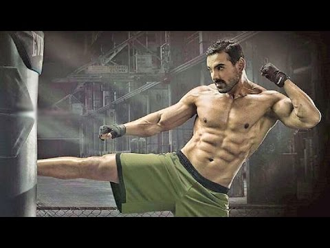 John Abraham Gives Fitness Lesson To His Staff Members | Bollywood Gossip