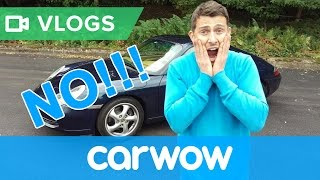 Some **** vandalised my Porsche! | Mat Vlogs