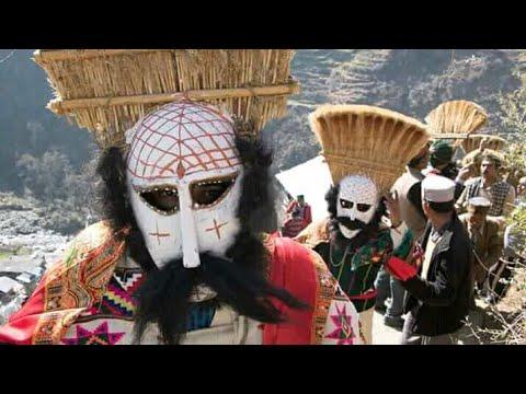 मंठेणा फागली    Mathena Fagli    Banjar Kullu    A Famous Festival Of Himachal Pardesh Part 1