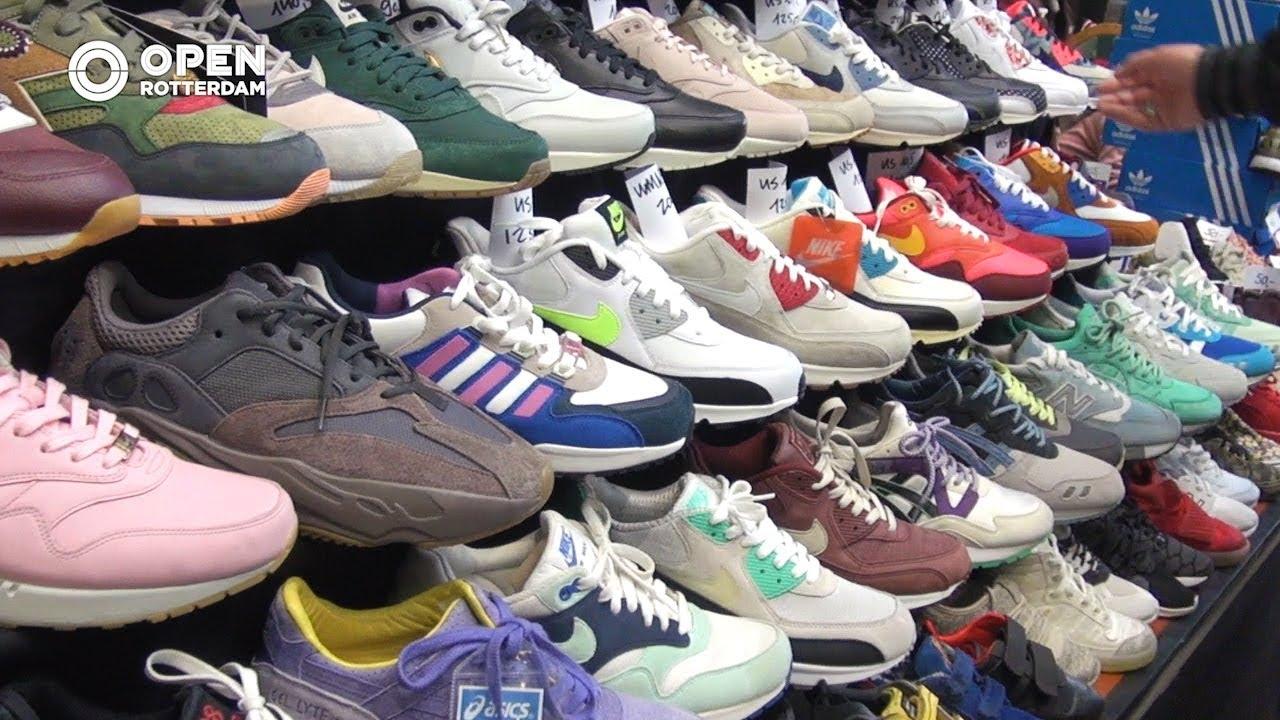 sneakers rotterdam