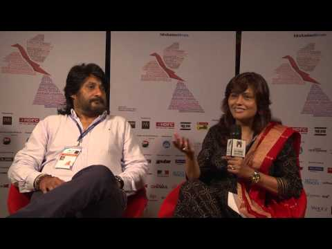 Pallavi Joshi & Vivek Agnihotri I Buddha In a Traffic Jam I Filmmakers Speak I MFF 2014