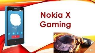 Nokia X Gaming (HD)