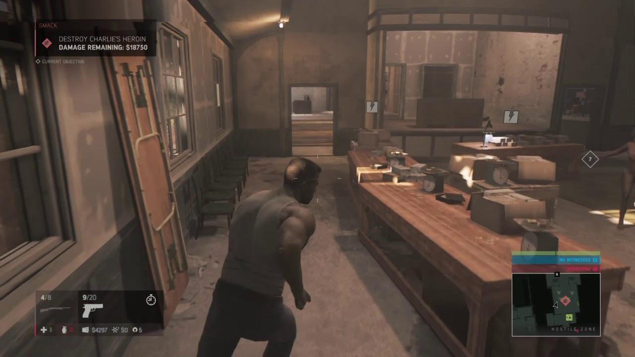 Some Mafia 3 Gameplay