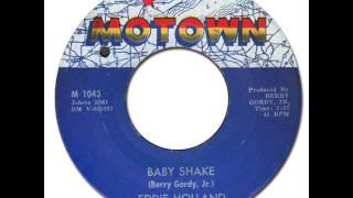 EDDIE HOLLAND - Baby Shake [Motown 1043] 1963