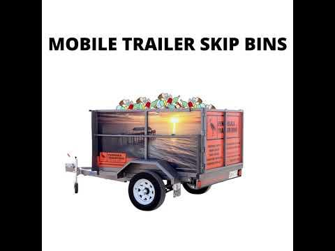 Trailer Skip Bin Hire Adelaide