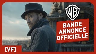 Les Animaux Fantastiques : Les Crimes de Grindelwald - Bande Annonce Officielle Comic-Con (VF) streaming