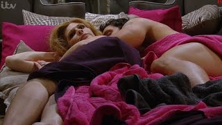 Emmerdale - Andy & Bernice In Bed Naked