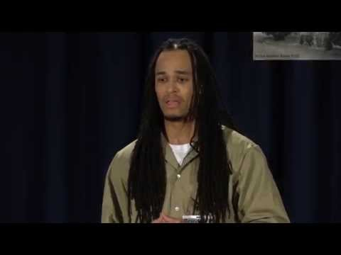 Expand -- expand -- expand: Brandon P. at TEDxMonroeCorrectionalComplex