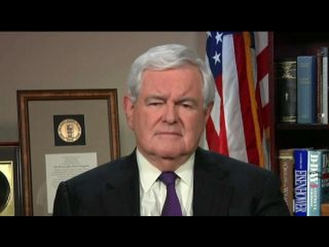 Gingrich: The deep state will do almost anything to undermine Trump