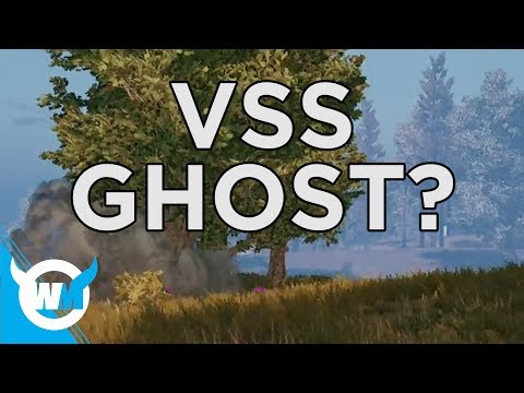 VSS GHOST feat. chocoTaco! - PUBG Gameplay