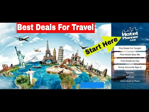Travel  2019 - For The Best Deals On Group Travel - HotelPlanner.com Review
