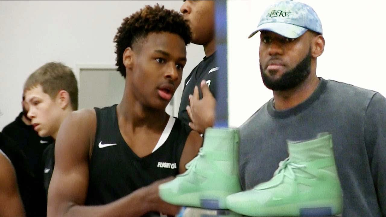 LeBron Fear of God Shoes are