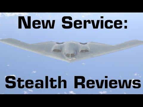 A New Service from the Nick: Stealth Reviews