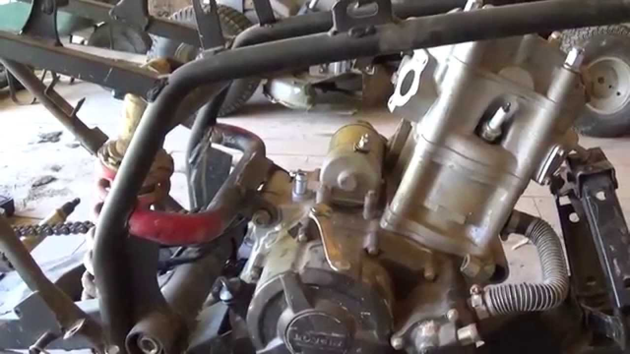 China 250cc Atv Rebuild Part 1 Youtube Roketa Wiring Diagram