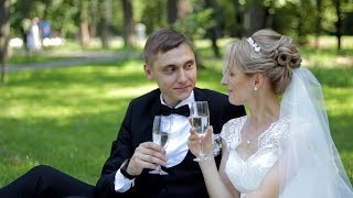 Свадебная видеосъемка Нежин. Видеооператор Киев.