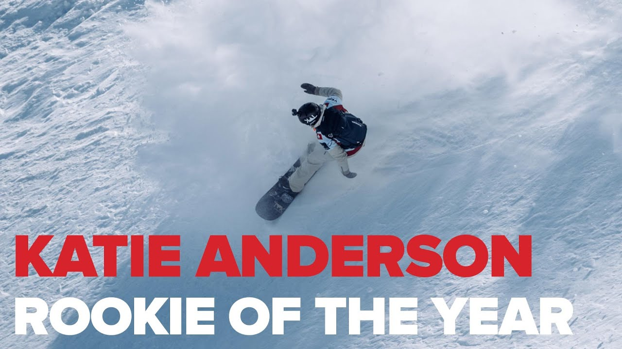 FWT21 Rookie of the Year | Katie Anderson