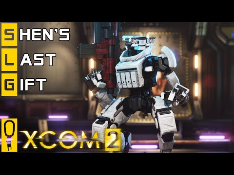 XCOM 2 - Shen's Last Gift DLC Story Mission and SPARK Class Overview - Gameplay Let's Play Preview