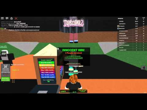 Roblox   IS MAD MURDERER IS A WORST GAME EVER you shouldn't play that