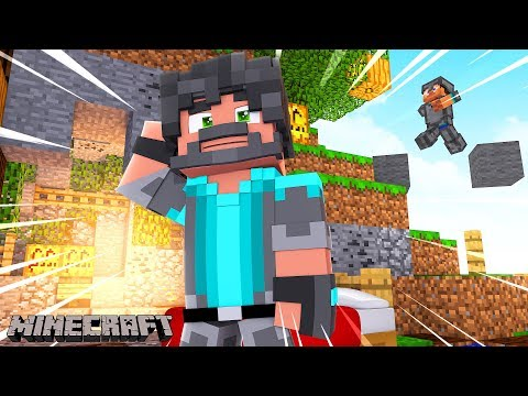 THEY BUILT A PARKOUR COURSE?!?!?! | Minecraft Bed Wars
