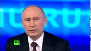 Путин У нас нет страха перед НАТО
