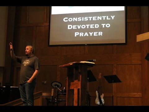 Jesus on Prayer - SYATP 2016 - Byron Smith