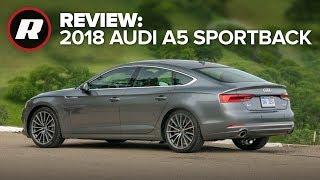 Audi A5 Sportback Videos