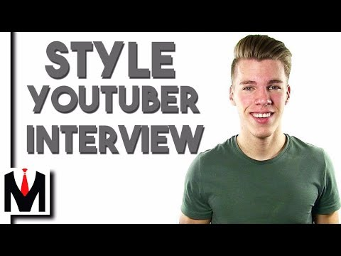 Men's Style YouTuber Influencer Interview – Style Your Life