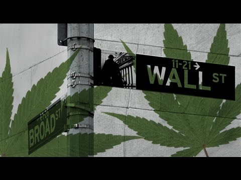 Cannabis Comes To Wall Street: Marijuana Entrepreneurs Pitch Investors In New York City