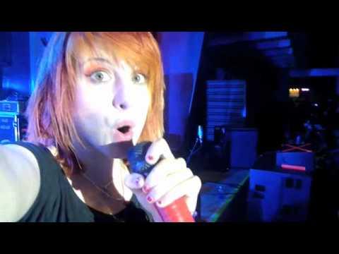 Paramore Columbus ohio 5/3/10 hayley takes my camera!