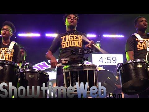 Boynton Beach High Drumline - 2019 Palm Beach Lakes Drumline Competition