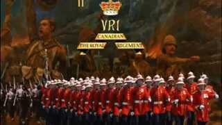 A Salute to the Royal Canadian Regiment