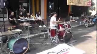 Umay minus one - kopdar IDI regional Bekasi - Ikatan Drummer Indonesia