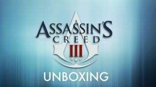 ▶Assassins Creed 3 Walkthrough - Unboxing (Xbox 360)