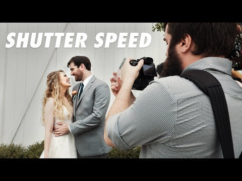 Shutter Speed For Video EXPLAINED: How Frame Rates & Shutter Speed Work Together