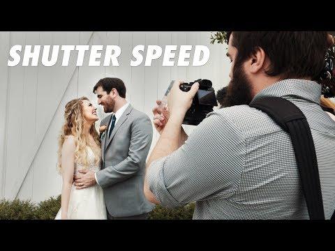 Shutter Speed for