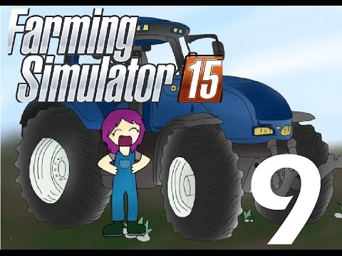 Farming simulator. Ep:9